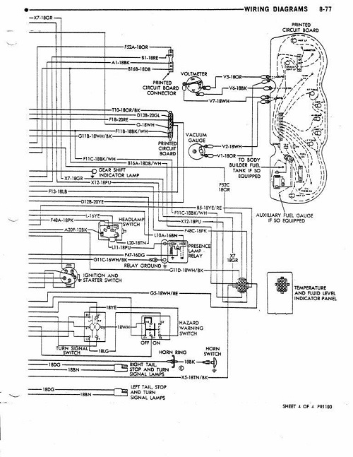 scout wiring diagram 1966 dave's place - 78 dodge class a chassis wiring diagram 78 scout wiring diagram
