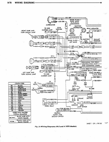 dave s place 79 m300 m400 dodge class a chassis wiring diagram