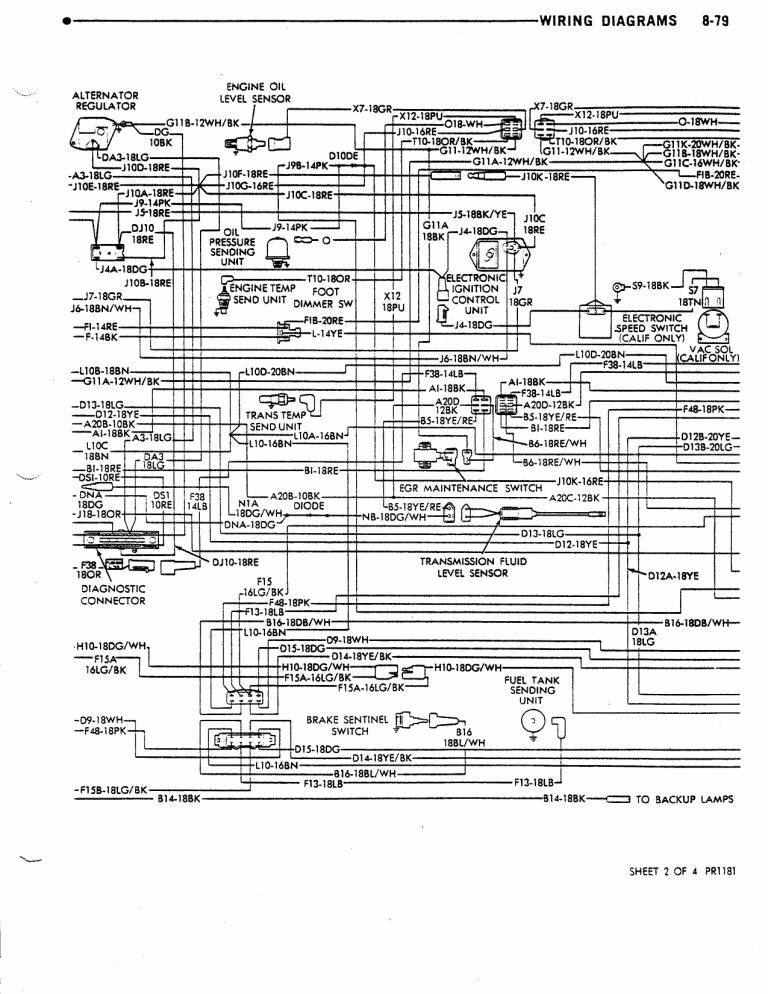 Daves Place 79 M300M400 Dodge Class A Chassis Wiring Diagram – Dodge Rv Wiring Diagram